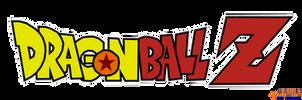 dragon ball z logo coloring normal by Naruttebayo67