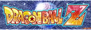 dragon ball z logo coloring+effect by Naruttebayo67