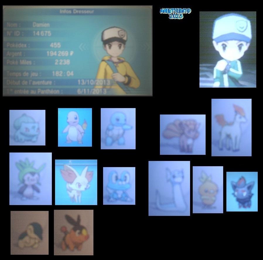 Pokemonxy Baby Echange -exchange by Naruttebayo67