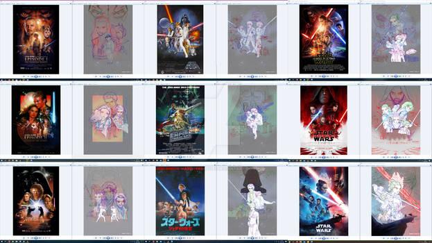 Wip Star Wars 9 Poster