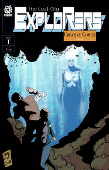 The Lost City Explorers Retailer Exclusive Cover