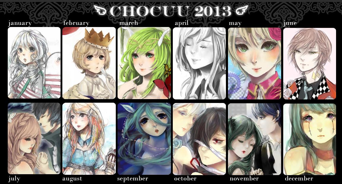 CHOCUU '13 by chocuu