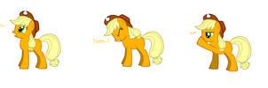 Applejack Sneezes
