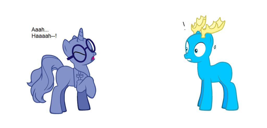 Pony!Sniffles is about to sneeze by SarahGirl1998 on ...