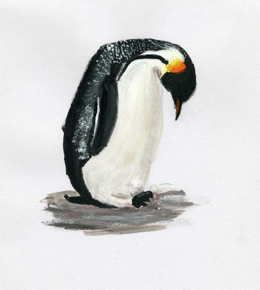 Penguin by Kamafada5