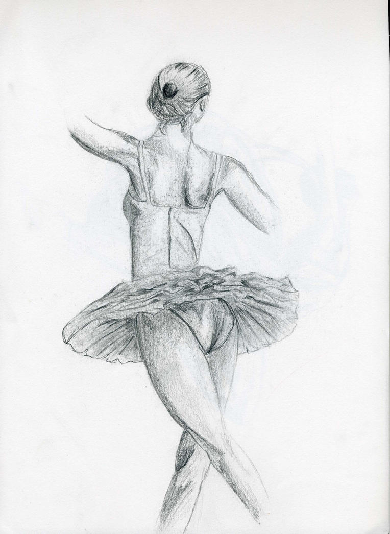 Le ballerina by Kamafada5
