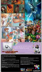 GHG WACOM coloring contest 2