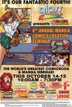 2006 Manila comic seminar
