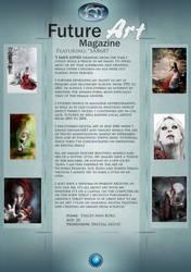 Artist feature: SAB687 by Future-Art-Magazine