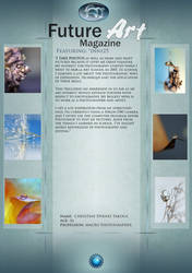 Artist feature: dini25 by Future-Art-Magazine