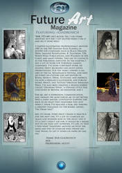 Artist Feature: giadrosich by Future-Art-Magazine