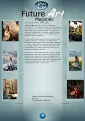 featured Artist: Ioneek by Future-Art-Magazine