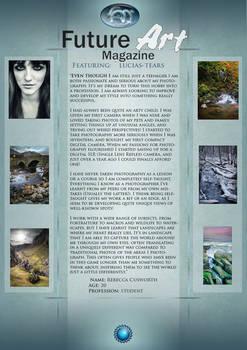 featured Artist: Lucias-tears