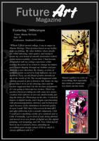 Featured Artist: 300beatspm by Future-Art-Magazine