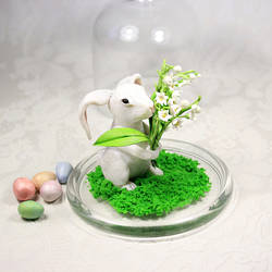 White Bunny by fion-fon-tier