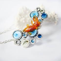 Dreamy fish by fion-fon-tier