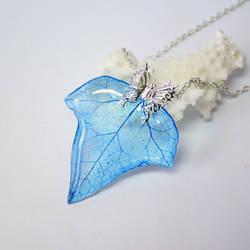Blue Ivy necklace