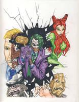 Another Joker Remake...