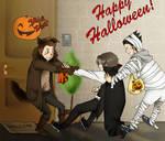 PW - Happy Halloween