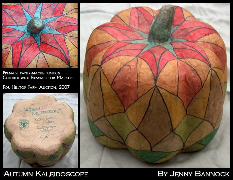 Hilltop Farm Pumpkin by ChocoboGoddess