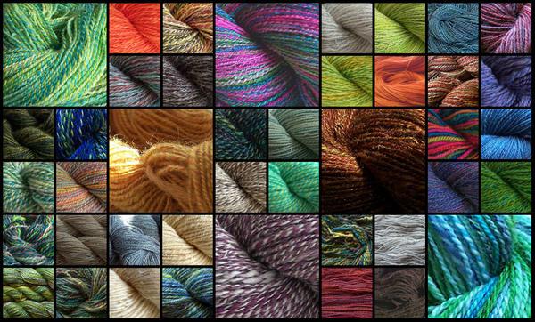 Yarn Quilt by ChocoboGoddess