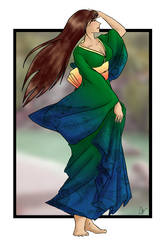 Iris on Shiudan