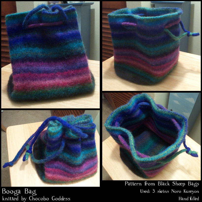 Booga Bag - PWNED by ChocoboGoddess
