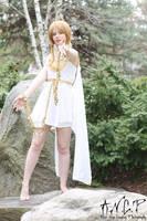 Tsubasa: Princess Sakura (EvieEvangelion) #5 by AilesNoir