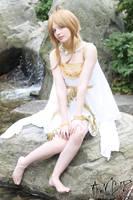 Tsubasa: Princess Sakura (EvieEvangelion) #7 by AilesNoir