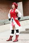 Madoka Magica #11: Kyouko Sakura