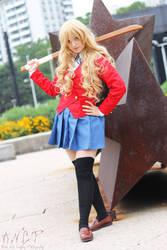 Toradora: Taiga Aisaka (Robotto Shoujo) #1 by AilesNoir