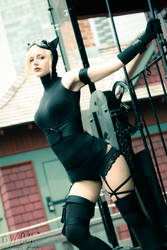 Elle Cosplay: Catwoman #1