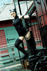Elle Cosplay: Catwoman #4