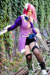Robotto Shoujo: Alisa Bosconovitch #4 by AilesNoir