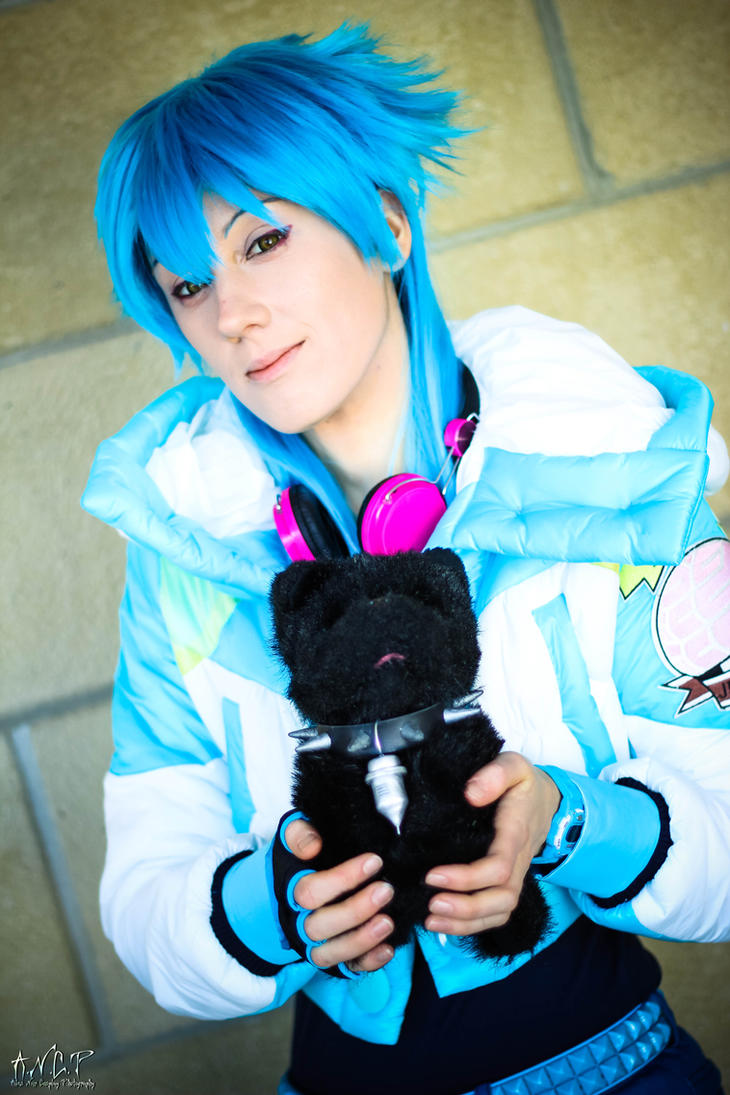 DRAMAtical Murder - Aoba and Ren by AilesNoir