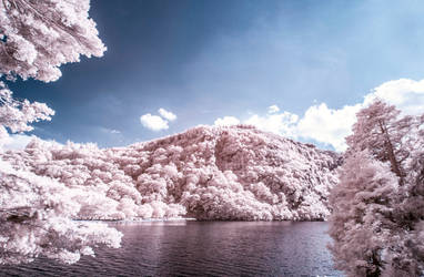 Wicklow mountains in IR