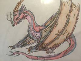 Wyvern (finished) by hopenalive