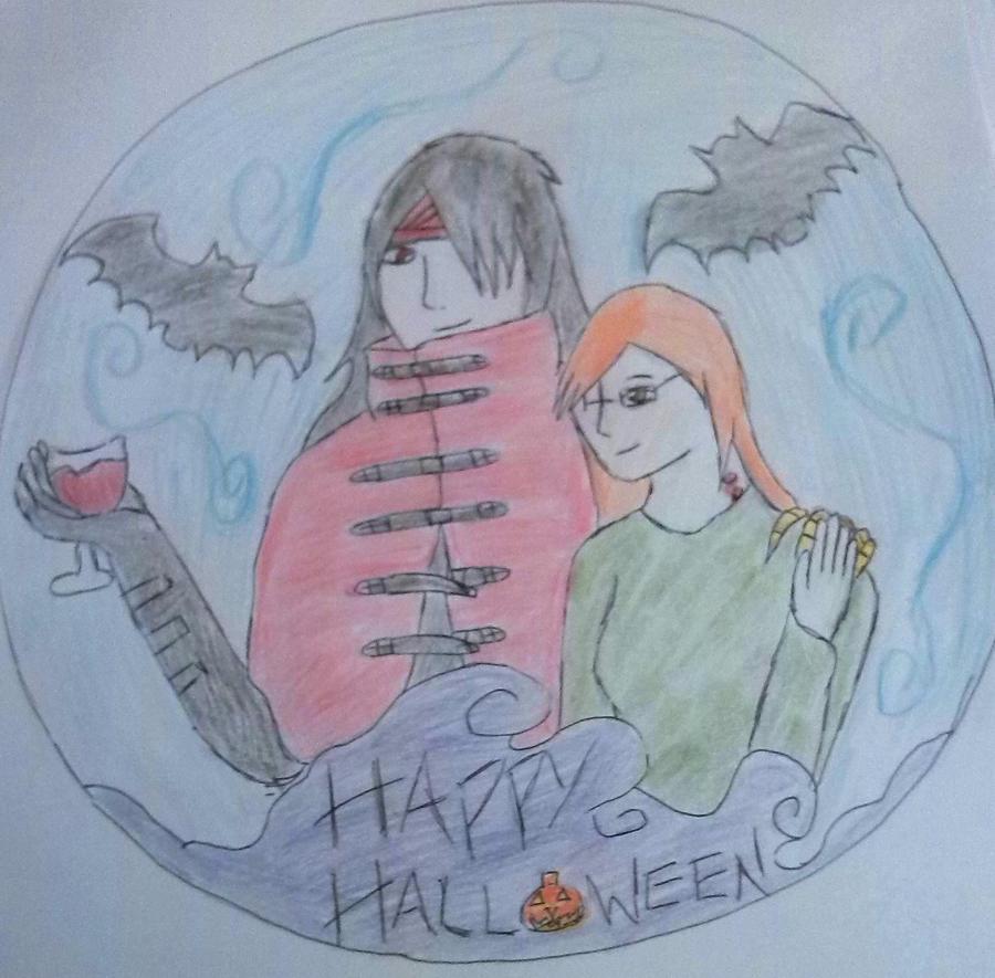 Halloween by SpiritDragonRyuu