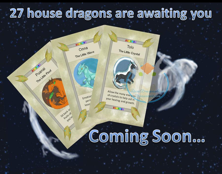 Coming Soon... by SpiritDragonRyuu
