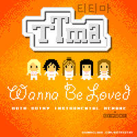 T.T.MA - Wanna Be Loved 8-bit -Cover Art- by RothSothy