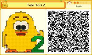 Crashmo - Toki Tori 2 by RothSothy