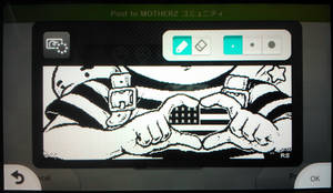 Miiverse: EarthBound USA by RothSothy