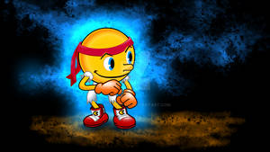 Are Ryu PAC-MAN