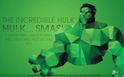 Marvel Wallpaper: The Incredible Hulk