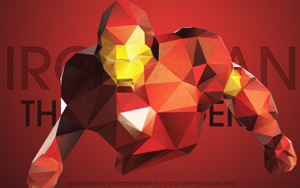 Marvel Wallpaper Iron Man By BecomingTia On DeviantArt