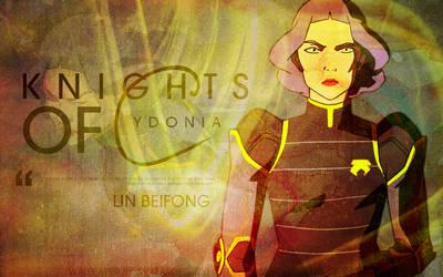 Legend of Korra Wallpaper: Lin Beifong