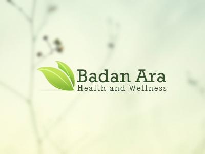 Badan-Ara Logo by AlirezaDot