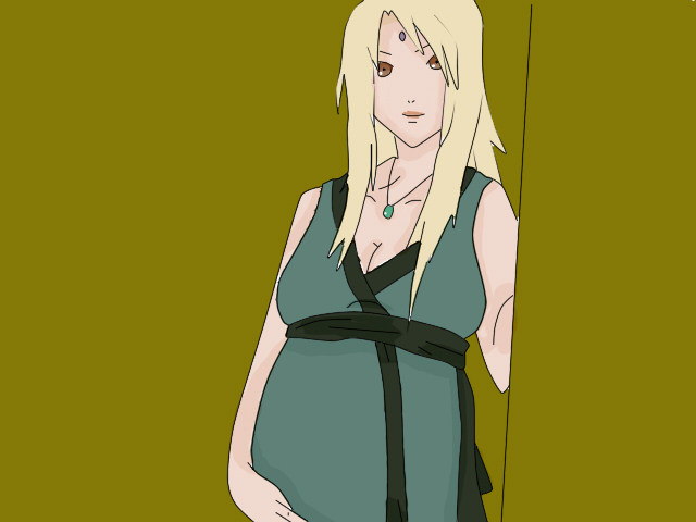 Tsunade is Pregnant by Kikkofan123