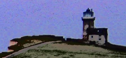 Beachy Head Detail-Lighthouse by nearlyallgone