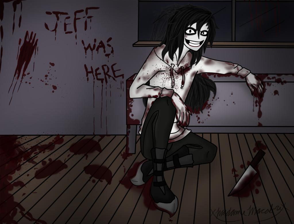 Jeff The Killer Childrens Tears